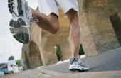 Hoe te joggen op beton