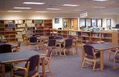 Hoe ontwerp je een schoolbibliotheek