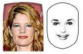 Hoe kiest u een kapsel voor een vierkant gezicht