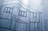 Wat voor soort veranda kan ik op een Split-Foyer huis zetten?
