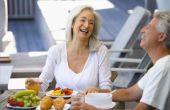 Het plannen van een laag vet dieet