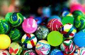 How To Make Bouncy Balls met polymeren