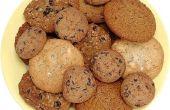 Kan ik vervangen door kokosmelk voor boter bij het bakken van Cookies?