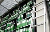 How to Build een Ladder rollen voor een boekenkast