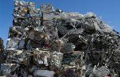 Hoe herken ik het verschil in metaal voor Recycling