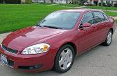 How to Convert een Chevrolet naar Verstraler vier lichten