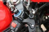 Hoe te beginnen een Honda Valkyrie bij koud