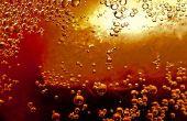 Waarom de Pop rotsen ontploffen bij vermenging met Soda?