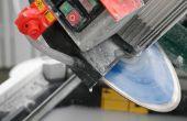 Hulpmiddelen voor het snijden van keramische tegels