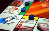 De regels van het spel Monopoly
