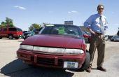 Wat belastingen worden betaald bij de aankoop van een tweedehands auto in de staat New York?