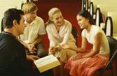 Activiteiten om te leren van tieners over het liturgisch jaar