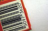 Het gebruik van UPC Barcodes in Europa