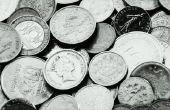 Hoe om waarde van een munt verzameling