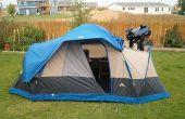 Hoe te monteren een Ozark Trail-Tent