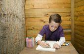 Crafts for Kids met papier & Markers