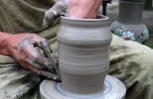 How to Build een elektrische aardewerk wiel