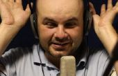 De werkomstandigheden voor een Radio-omroeper