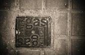 Lijst van apparaten die worden uitgevoerd op aardgas