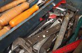 Hoe te organiseren van een monteur gereedschapskist