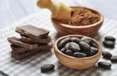 Opslag & houdbaarheid van rauwe Cacao bonen