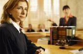 Soorten banen op het strafrechtelijke gebied van de Justitie