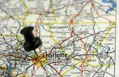 Het gemiddelde inkomen in North Carolina
