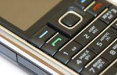 Hoe om te bellen van een mobiele telefoon in Frankrijk