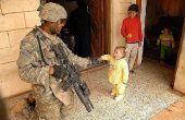 Hoe weet ik wat te verzenden aan soldaten In Afghanistan en Irak