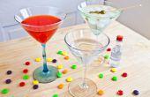 Het verbeteren van de smaak van goedkope wodka