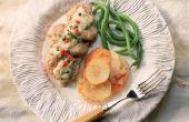 Hoe te bevriezen van gegratineerde aardappelen