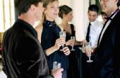 Etiquette voor Black & witte kleding