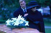 Hoe maak je begrafenis hoeden