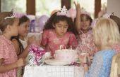 De partij van de verjaardag van prinses spel ideeën