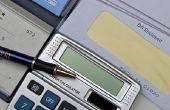 Het toevoegen van Credit Card betalingen in Quicken