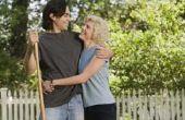 Hoe ter dekking van een lelijke achtertuin hek