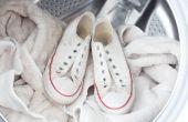 Hoe te Sneakers wassen in een wasmachine