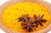 Wat Spice maakt Indiaas eten oranje?