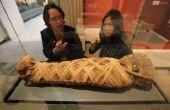 Gemummificeerde lichamen in het oude Egypte