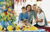 Zelfgemaakte carnaval cabines & Games