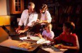 Hoe een goede arbeidsethos in uw kinderen inboezemen