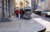 Hoe krijg ik een straatverkoper voedsel vergunning?