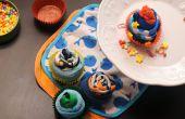 Hoe maak je Baby washandje Cupcakes