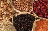 Soorten bonen voor bakken