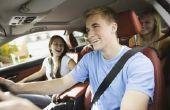 Ideeën voor een Road Rally voor tieners