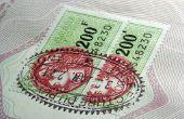 Het verkrijgen van een visum voor een Filippijnse burger bij binnenkomst in de VS