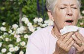 Hoe de behandeling van een allergische reactie