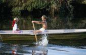 Hoe rij een boot