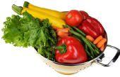 Hoe kunt u zien welke groenten werken in Hanging Baskets