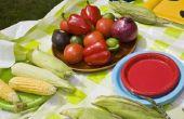 De beste kruiden voor geroosterde groenten